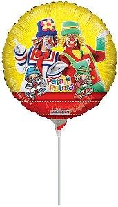 Balão Metalizado 9P - Patati Patata