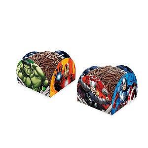 Porta Forminha - Os Vingadores c/ 50 unidades
