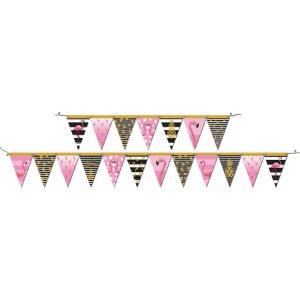 Faixa Decorativa - Flamingo c/ 1 unidade