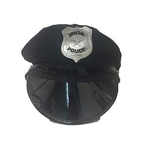 Chapéu de Policial Carnaval