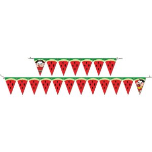 Faixa Decorativa - Magali Melancia c/ 1 unidade