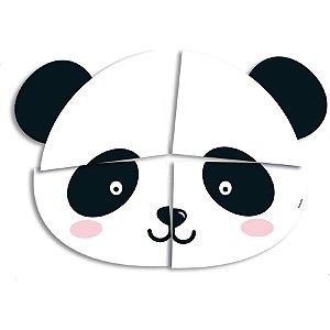Painel 4 Lâminas - Panda c/ 1 unidade