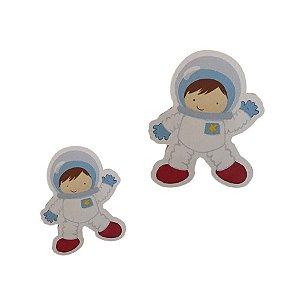 Tag Astronauta C/19 Unidades
