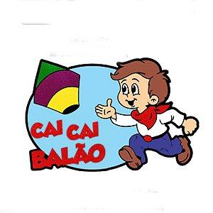 Painel Decorativo Cai Cai Balão c/ 1 unidade - Festa Junina