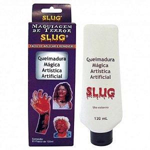 Slug Maquigem Queimadura Artística Artificial
