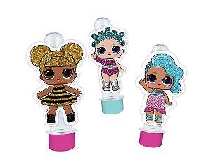 Mini Personagens Decorativos - Boneca LOL c/ 134 unidades