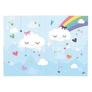 Painel Decorativo - Chuva de Amor c/ 1 unidade