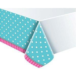 Toalha Plástica - Surprise c/ 1 unidade
