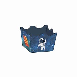 Forminha Caixeta - Astronauta c/ 24 unidades
