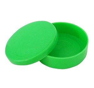 Latinha de Verde Limão 5 cm c/ 10 unidades