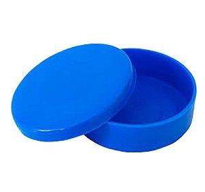 Latinha de Azul Escuro 5 cm c/ 10 unidades