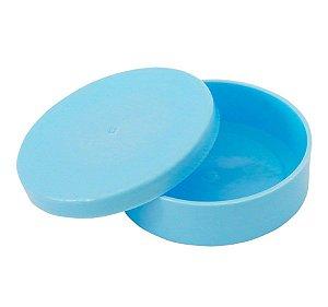 Latinha de Azul Claro 5 cm c/ 10 unidades