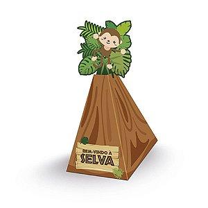 Caixa Bala - Bem-Vindo à Selva c/ 8 unidades