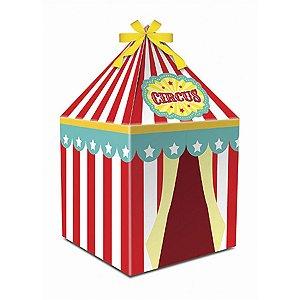 Caixa Tenda - Circo Menino c/ 8 unidades