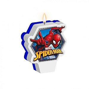 Vela - Homem Aranha c/ 1 unidade