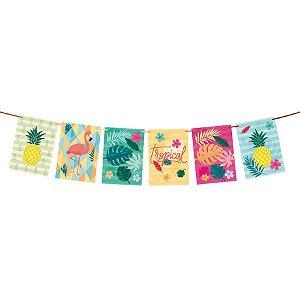 Feliz Decorativa - Flamingo c/ 1 unidade