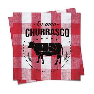 Guardanapo - Churrasco c/ 20 unidades