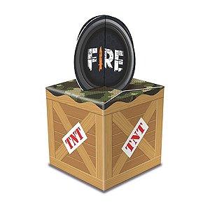 Caixa para Lembrancinhas - Free Fire c/ 8 unidades