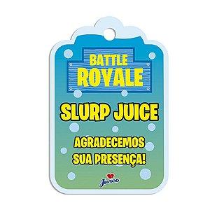 Tag de Agradecimento - Battle Royale c/ 8 unidades