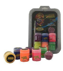 Kit Neon fluor