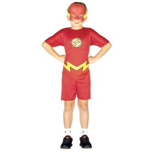 Fantasia The Flash Curto POP Infantil