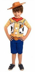 FANTASIA INFANTIL TOY STORY - WOODY CURTO