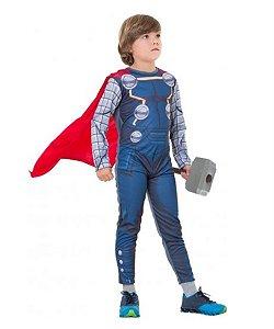 Fantasia Thor Comprido Infantil