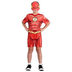Fantasia The Flash Curto Infantil