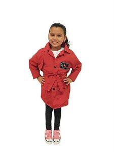 CAPA Infantil DPA - Detetives do Prédio Azul - Cor Vermelha