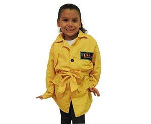 Capa Infantil DPA - Detetives do Prédio Azul - Cor Amarela