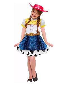 Fantasia Jessie Toy Story Infantil