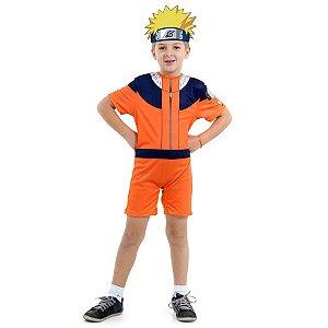 Fantasia Naruto Uzumaki Infantil
