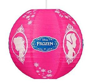 Lanterna de Papel - Frozen c/ 01 unidade