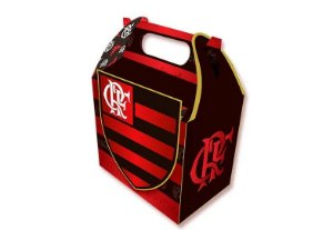 Caixa Surpresa - Flamengo c/ 8 unidades