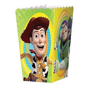 Caixa para pipoca- Toy Story c/ 08 unidades