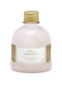 Refil Sabonete Greenswet Sweet Flower