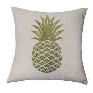 Capa para Almofada Pineapple