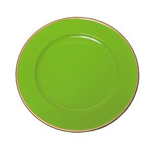 Sousplat Basic Verde