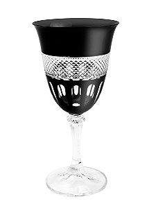 Set Taça Água Alexander Black