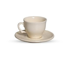 Set Xícara Café Paille