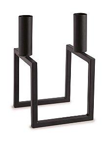 Porta Velas Geometric P