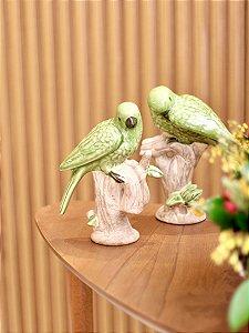 Escultura Pássaro Malle