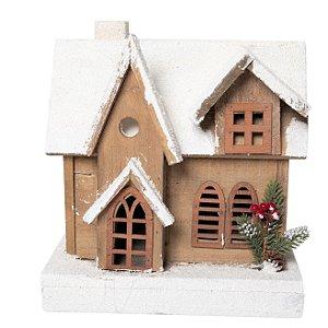Casa Natalina Wood