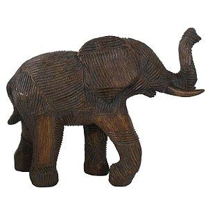 Escultura Elefante Style M Bronze