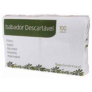 Babador descartável - Biodinâmica