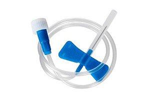 Cateter EV scalp com dispositivo de segurança - Superpharma