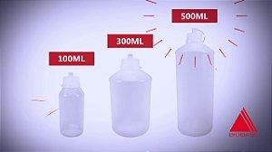 Frasco para Nutrição Enteral 500 ml - Biobase