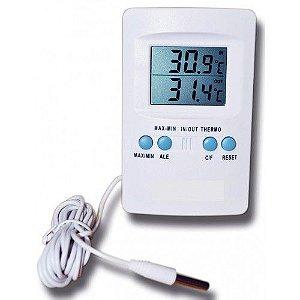 Termômetro máxima e mínima digital - JProlab