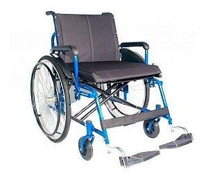 Cadeira de rodas OBESO modelo 118 - Ortometal