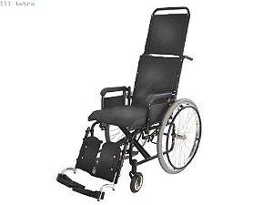 Cadeira de rodas encosto reclinável modelo 111 - Ortometal